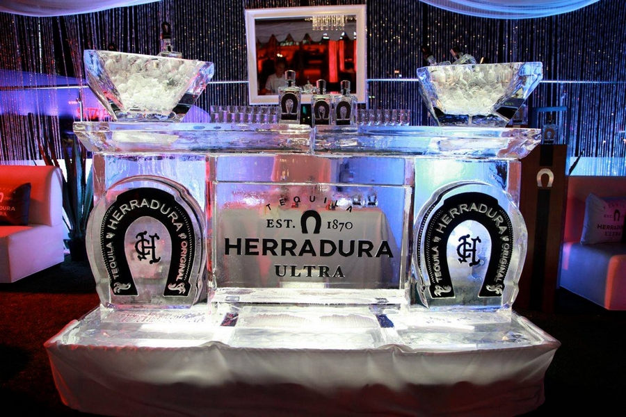 The Tequila Herradura lounge 2015---