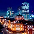 The Tokyo Station Hotel in Tokyo, Japan