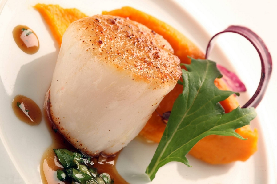 The Veuve Clicquot World's Best Female Chef Award 2015-chef helene darroze
