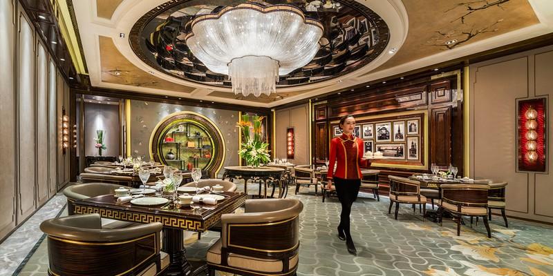 The Wanda Reign on the Bund - Shanghai's first seven-star hotel-2016-