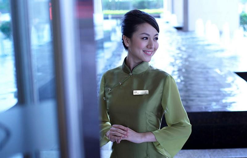 The Wanda Reign on the Bund - Shanghai's first seven-star hotel-2016