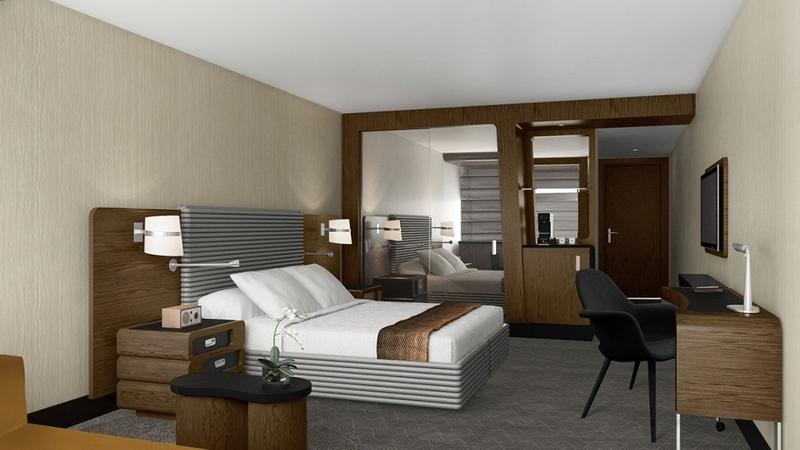 The Watergate Hotel Washington - 2016 - 2luxury2- interior - rooms