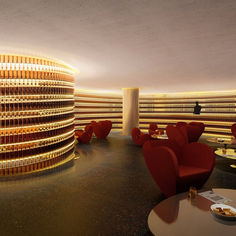 The Watergate Hotel Washington -renderings - 2luxury2