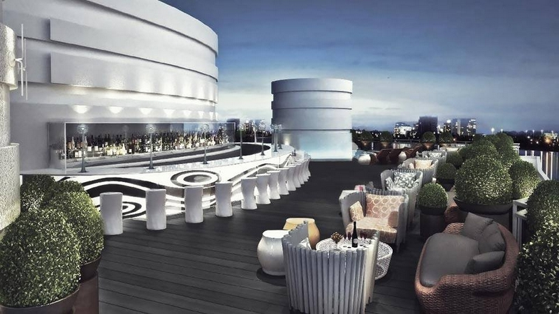 The Watergate Hotel Washington -the roof bar - 2luxury2