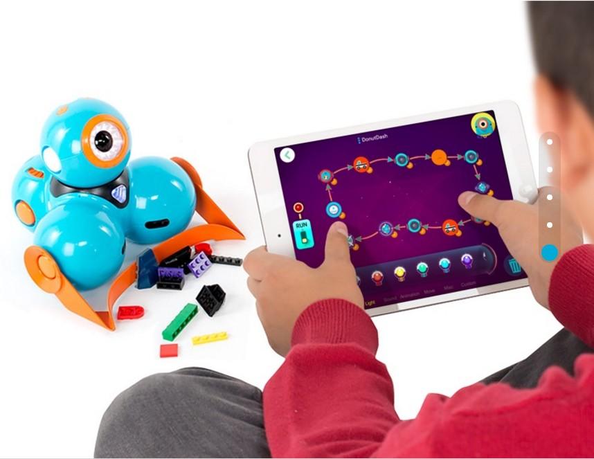 The Wonder Workshop Dash Robot by Wonder Workshop