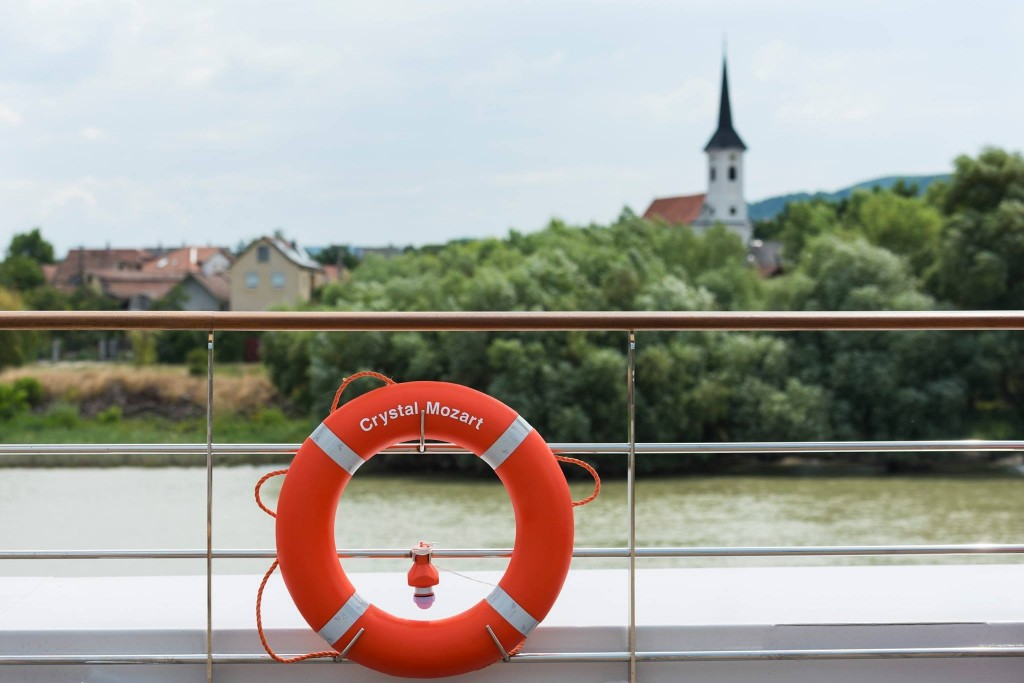 The World's Only Luxury River Cruise Line and Crystal Mozart