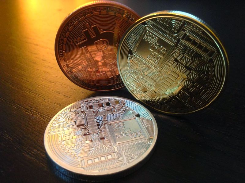 The bitcoin cryptocurrency