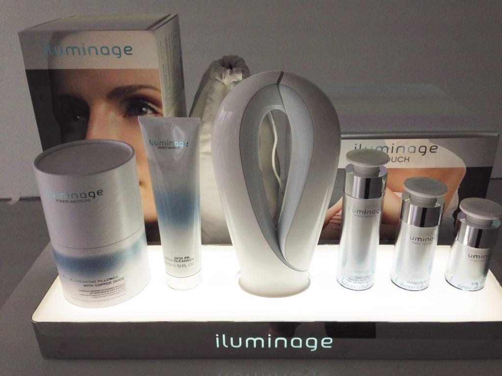 The iluminage product range