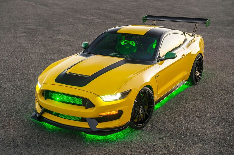 The most track-ready and road-legal Ford Mustang