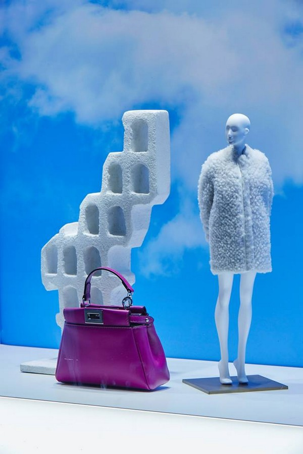 The new Fendi pop-up is now open at Harrods  in London