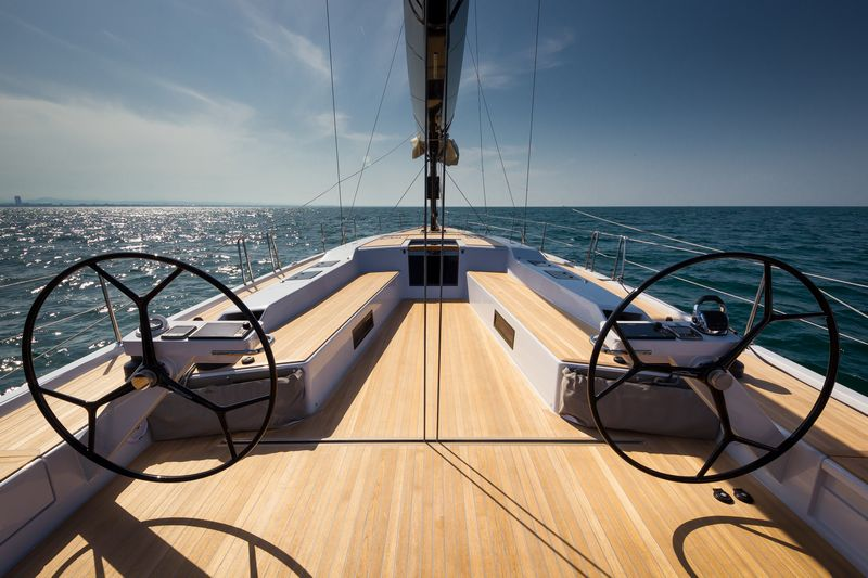 The new Grand Soleil 58Ph: Guido Cantini /Sea&See