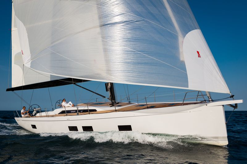 The new Grand Soleil 58 Ph: Guido Cantini /Sea&See