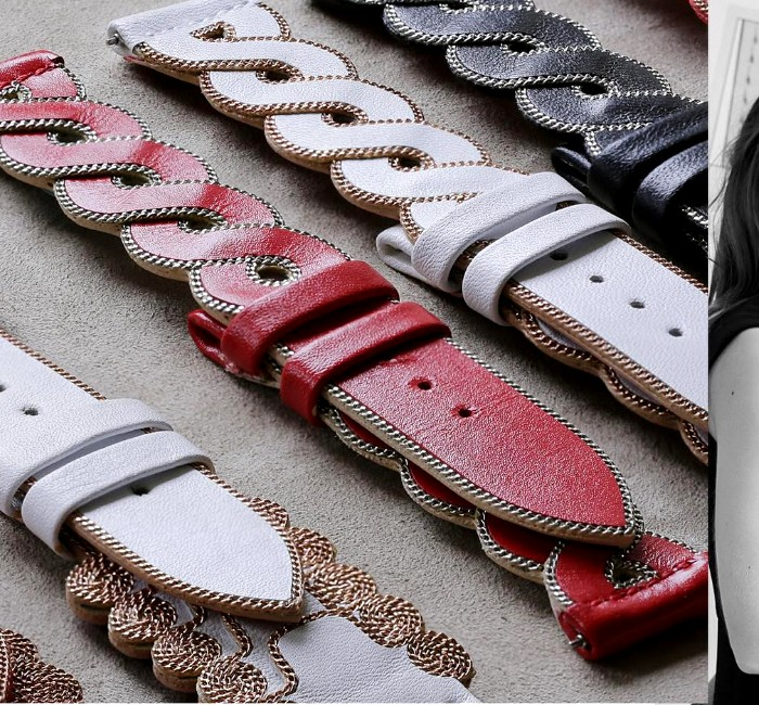 The new #JLCandLouboutin straps Collection-2016-