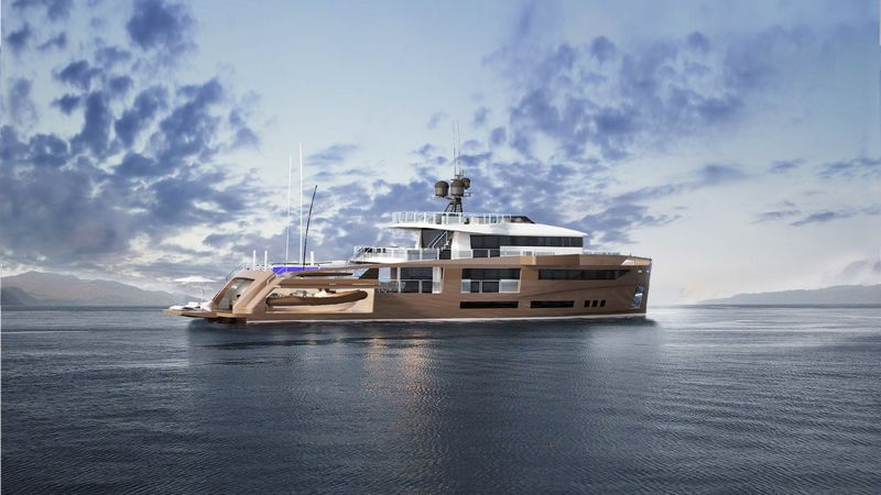The new OCEANEMO 33 project debuts at the 2016 Cannes Yachting Festival2016-2luxury2-com-