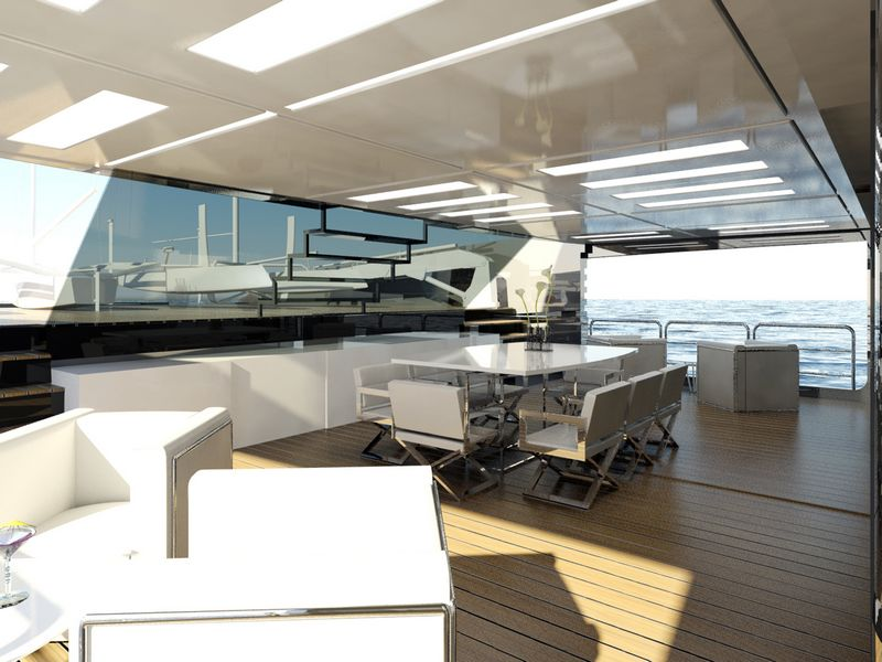 The new OCEANEMO 33 project debuts at the 2016 Cannes Yachting Festival2016