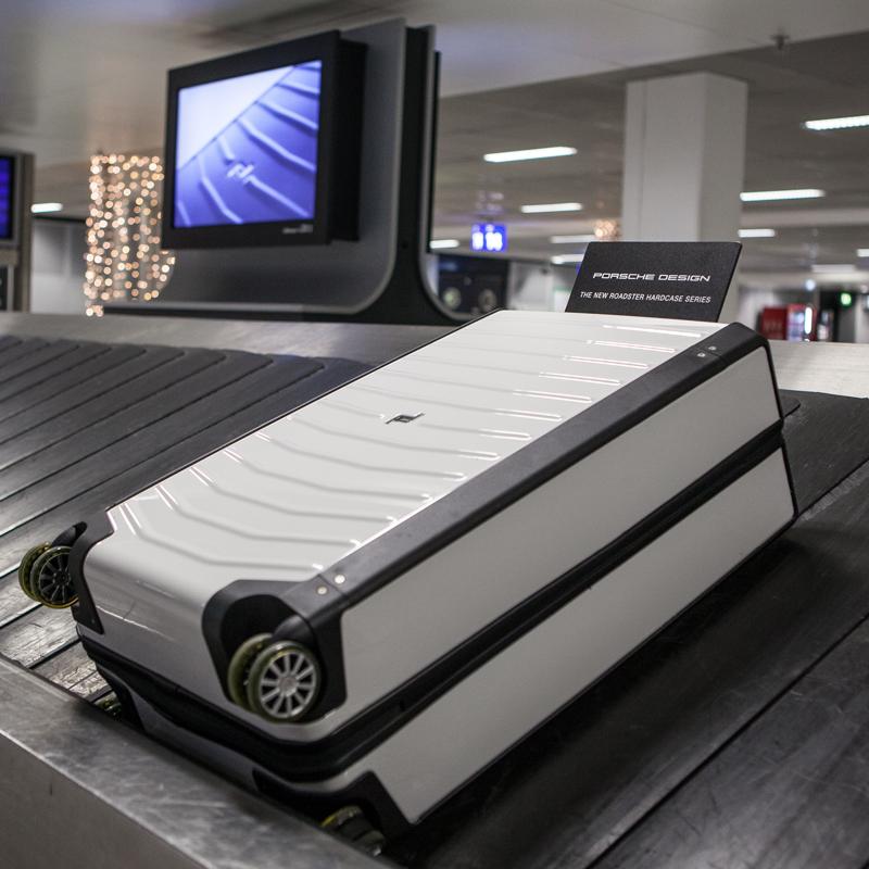 The new Porsche Design Roadster Hardcase Series
