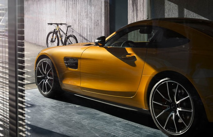 The new ROTWILD GT S inspired by AMG Limited Edition-