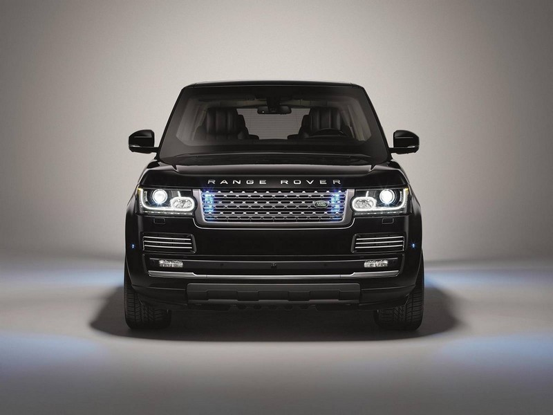 The new Range Rover Sentinel, an armored autobiography