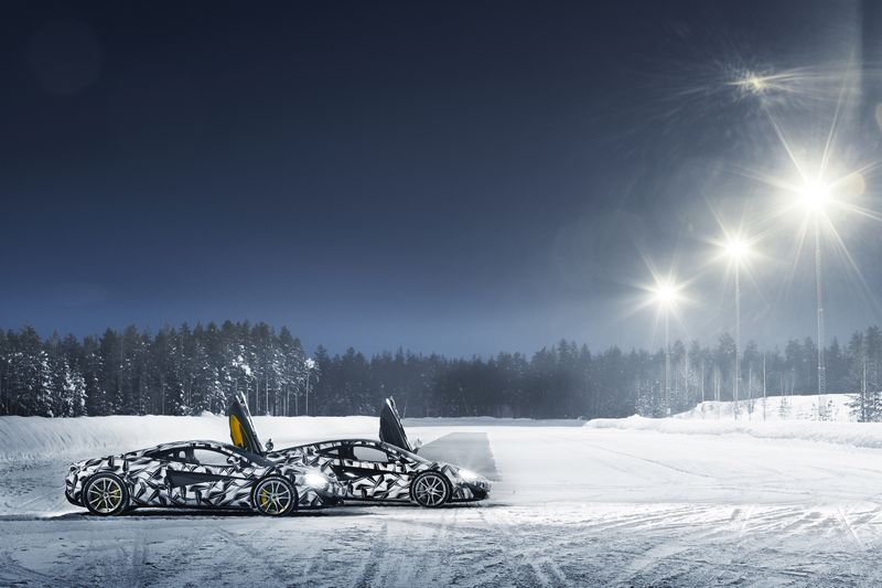 McLaren P13  CET