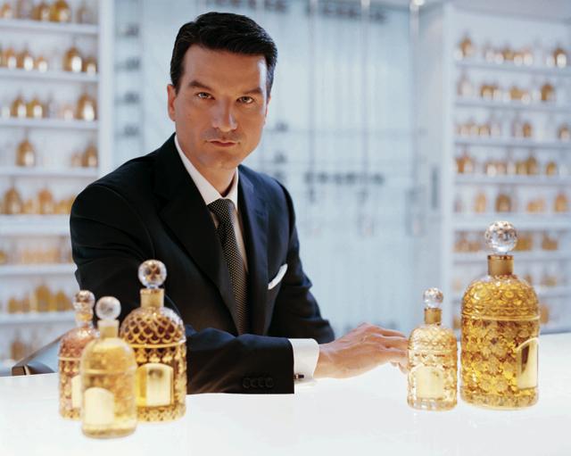 Thierry-Wasser-Master Perfumer Guerlain