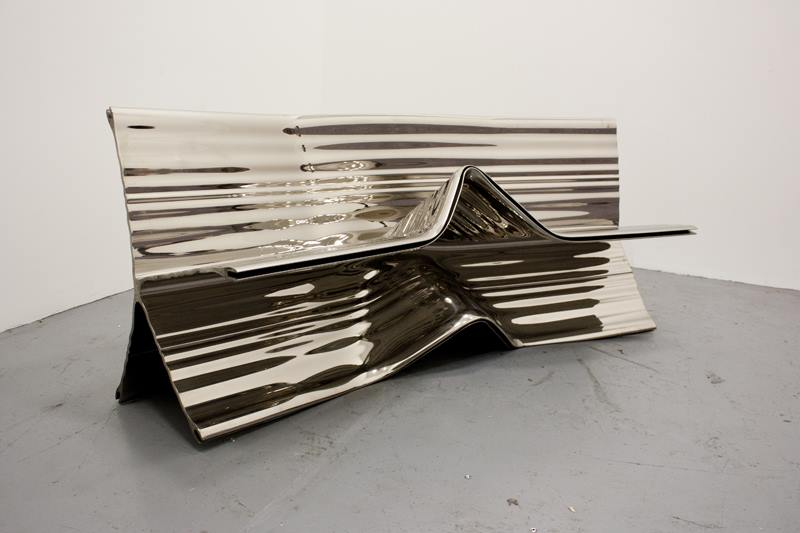 Thomas Heatherwick, 'Extrusion' Bench (2011)