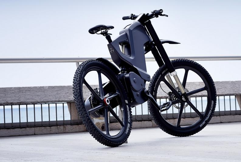 Time for Trefecta-the ultimate e-bike