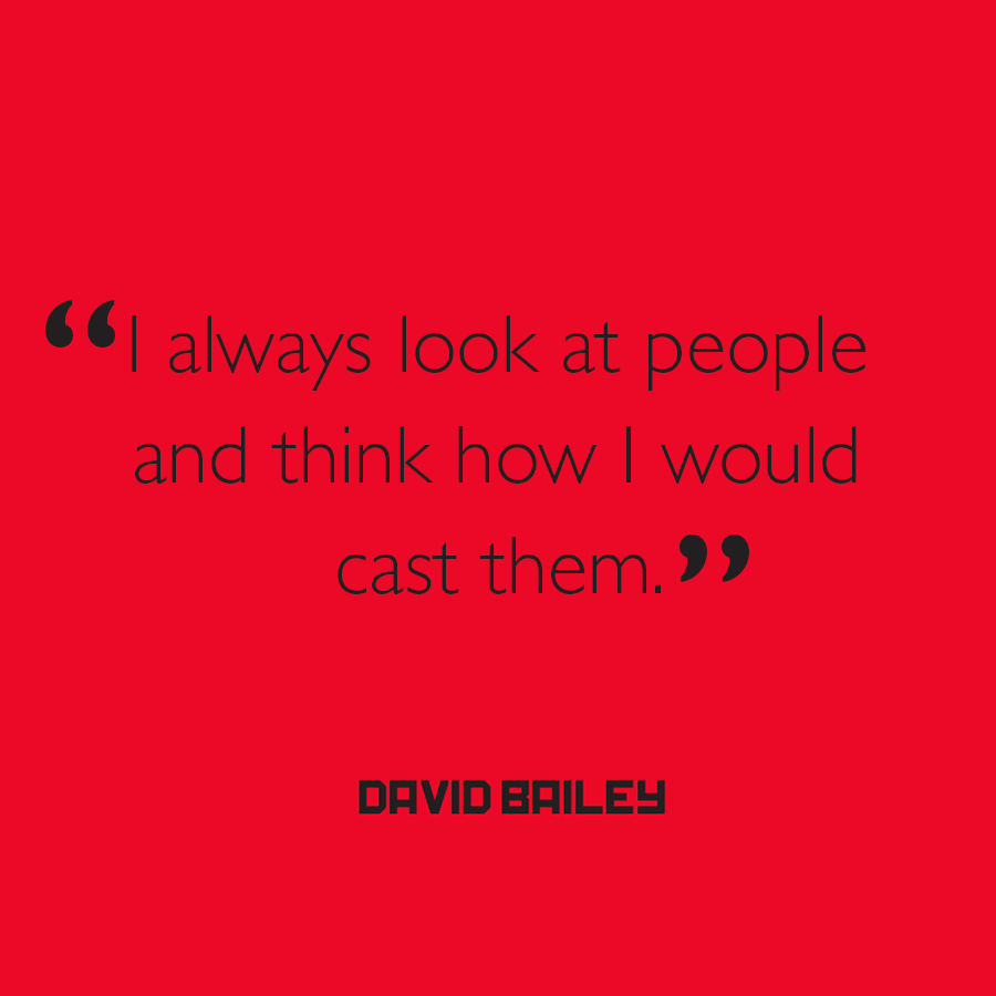 Tod's David Bailey's thoughts-