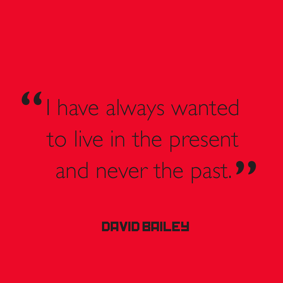Tod's David Bailey's thoughts