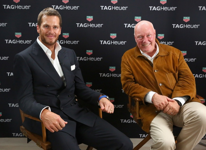 TAG Heuer Announces Tom Brady As The New Brand Ambassador And Launches The New Carrera - Heuer 01