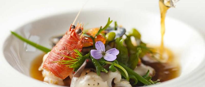 Tom Kitchin named Harrods' new Chef of the Season-