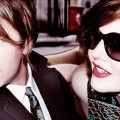 Tom Odell and actor Holliday Grainger star in the Burberry Autumn Winter 2015 campaign