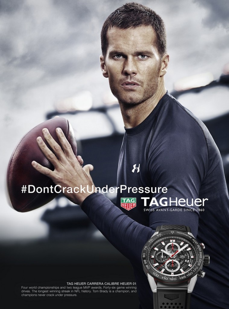 TomBrady2015TAGHeuerCampaign