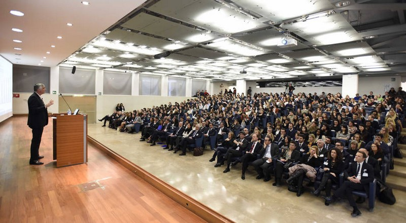 Toni Belloni at Boconi university Italy- LVMH announces LVMH Associate Professorship in Fashion and Luxury Management at Italy's top university-