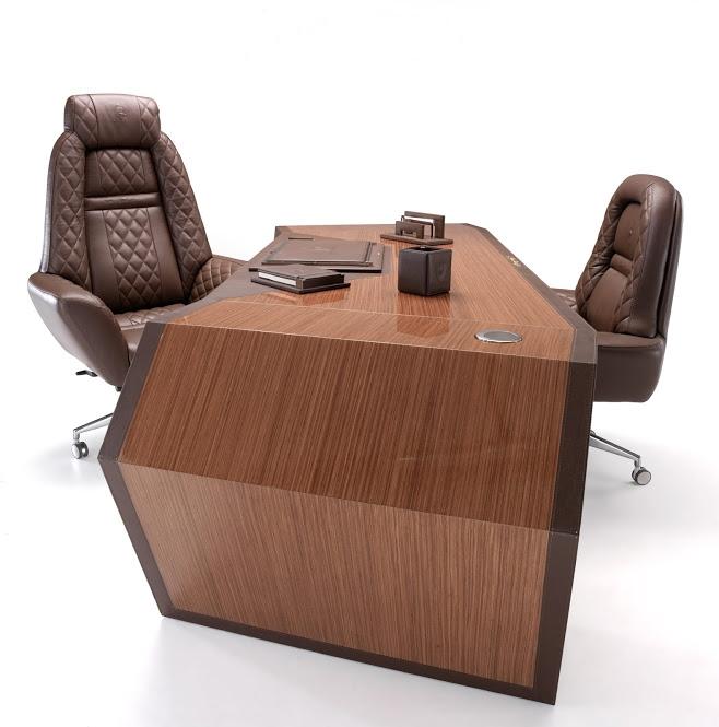 Tonino Lamborghini at iSaloni  - The Desk City-