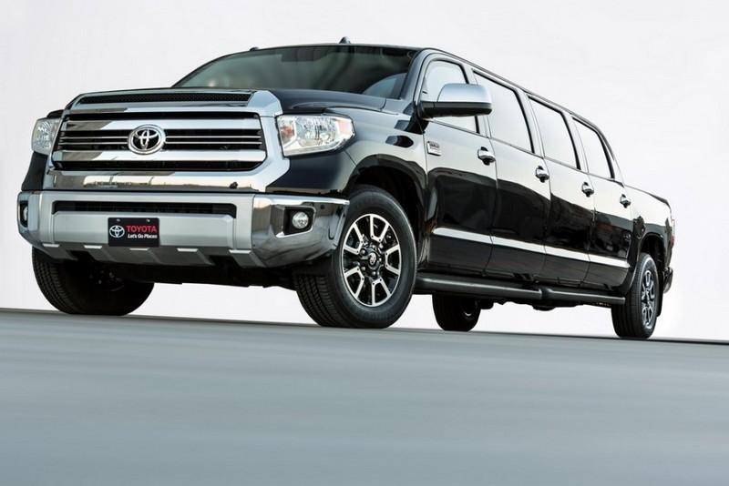 Toyota Tundrasine Concept Vehicle-