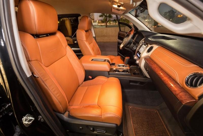 Toyota Tundrasine Concept Vehicle limo-