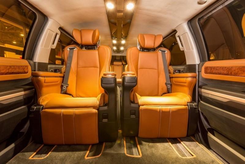 Toyota Tundrasine Concept Vehicle limo pickup 2015