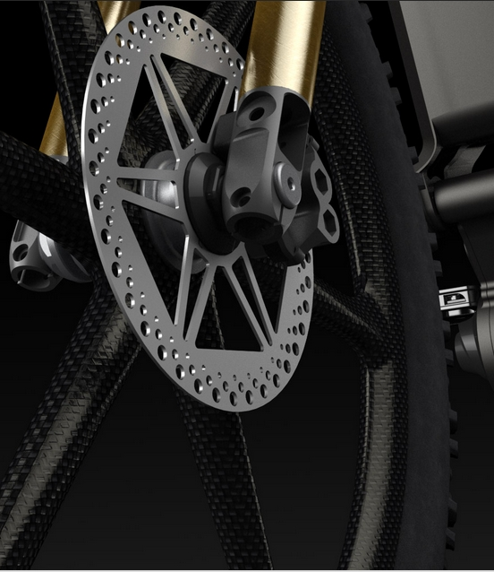 Trefecta DRT e-bike wheels
