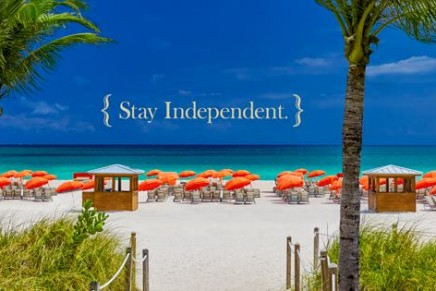 Tribute Portfolio created for outstanding independent hotels and resorts