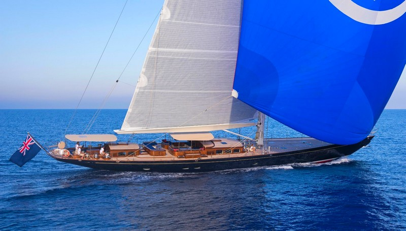 Truly Classic 127 Atalante won World Superyacht Award 2016