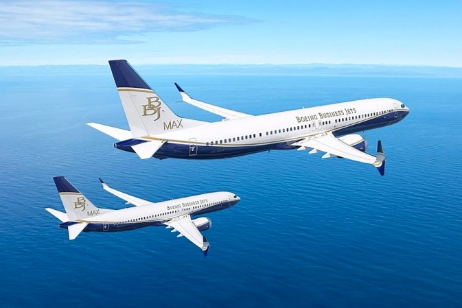 EBACE 2015: Two new orders for Boeing Business Jets