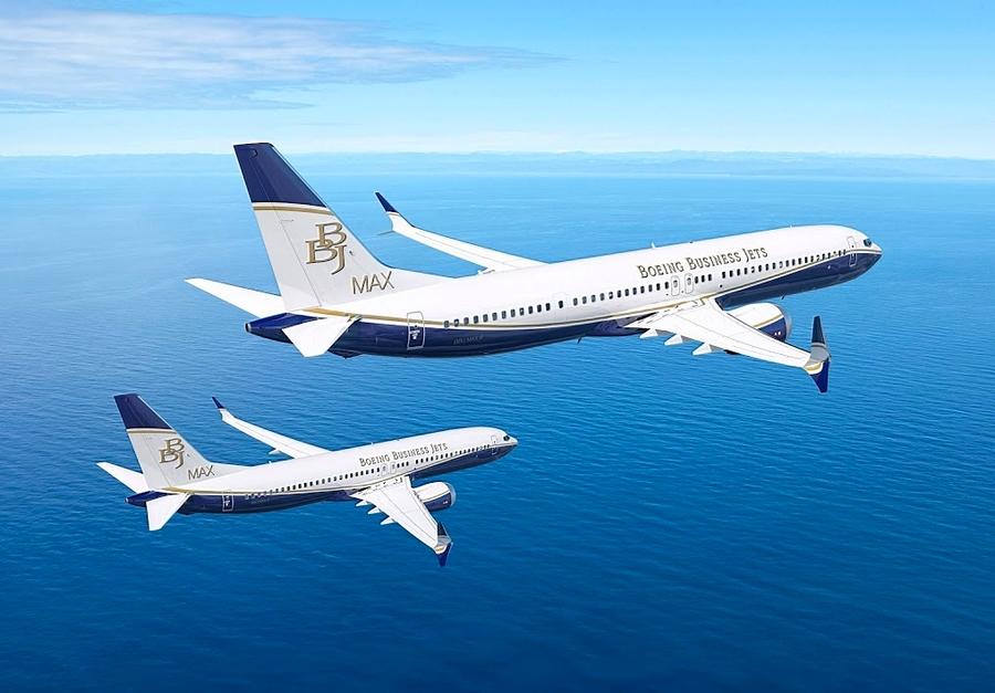 Two new orders for Boeing Business Jets-EBACE 2015