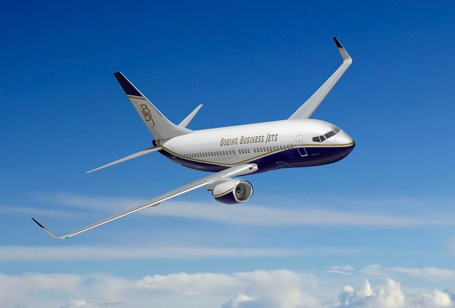 Two new orders for Boeing Business Jets