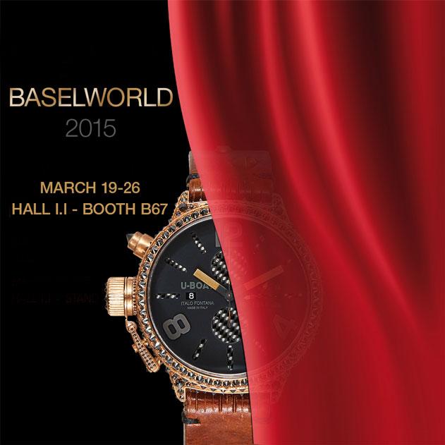 U-Boat Baselworld 2015