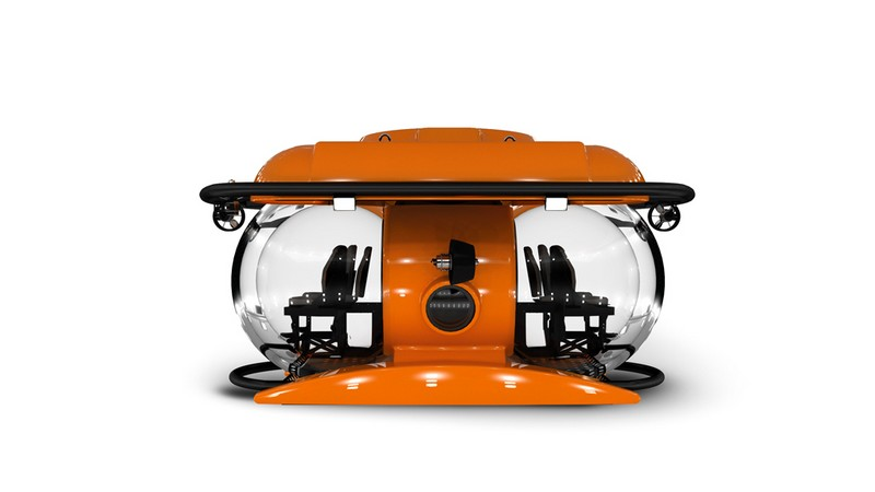 U-Boat Worx Unveiled New Deepest-diving Tourist Submarine-