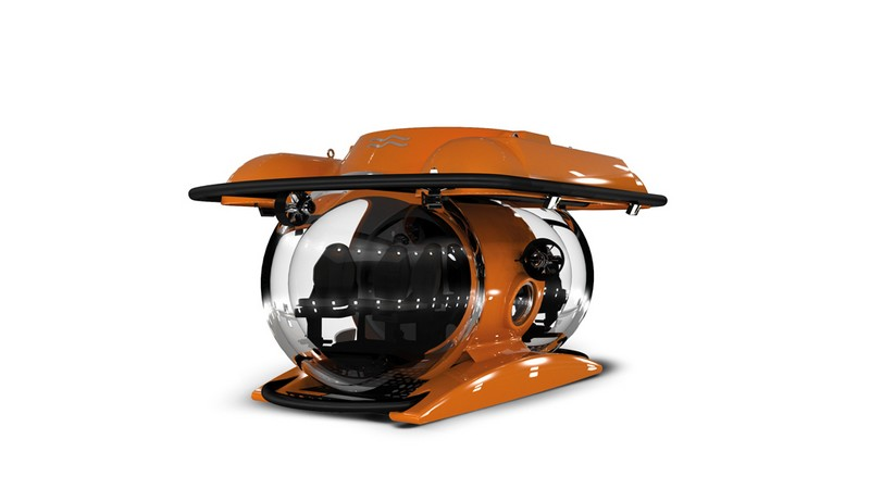 U-Boat Worx Unveiled New Deepest-diving Tourist Submarine - 2016-