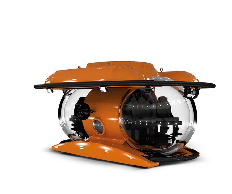 U-Boat Worx Unveiled New Deepest-diving Tourist Submarine-2016
