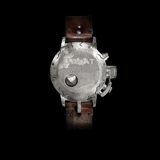 U-Boat boasts ultra-rare pieces at Baselworld 2015 - U-Boat PHOENIX-watch