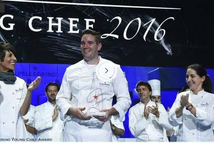 San Francisco-based chef Mitch Lienhard secures global S.Pellegrino Young Chef title 2016