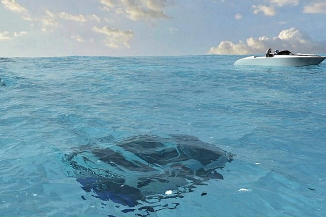 Super yacht Sub 3 – the first upgradable submersible in the world